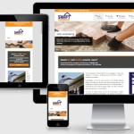 Another look at swift repairs website design which we didhellip