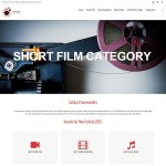 New slider design for Film Festival website 2015 its amazinghellip