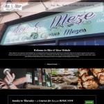 New website design approved and live for Olive and Meze!hellip